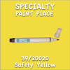 39/20020 Safety Yellow Pen