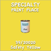 39/20020 Safety Yellow Pint Can