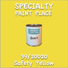 39/20020 Safety Yellow Quart Can