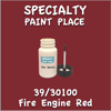39/30100 Fire Engine Red 2oz Bottle with Brush