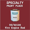 39/30100 Fire Engine Red Gallon Can