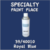 39/40010 Royal Blue 16oz Aerosol Can