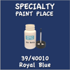 39/40010 Royal Blue 2oz Bottle with Brush