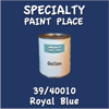 39/40010 Royal Blue Gallon Can