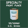39/50060 U.S. Green Gallon Can