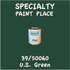 39/50060 U.S. Green Pint Can