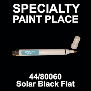 44/80060 Solar Black Flat - tiger - Pen