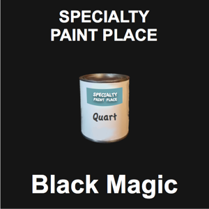 44/80066 Black Magic - Tiger - Quart Can