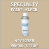 49/10388 Bengal Cream 16oz Aerosol Can