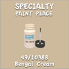 49/10388 Bengal Cream 2oz Bottle with Brush