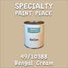 49/10388 Bengal Cream Gallon Can