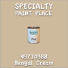 49/10388 Bengal Cream Pint Can