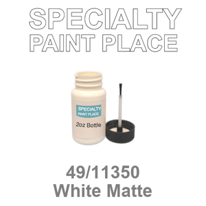 49/11350 White Matte - Tiger 2oz bottle