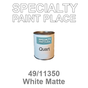 49/11350 White Matte - Tiger quart