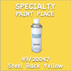 49/20047 Steel Rack Yellow 16oz Aerosol Can