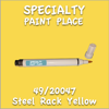 49/20047 Steel Rack Yellow Pen