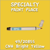 49/20855 CNH Bright Yellow Pen