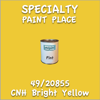 49/20855 CNH Bright Yellow Pint Can
