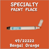 49/22222 Bengal Orange Pen