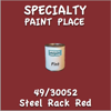 49/30052 Steel Rack Red Pint Can