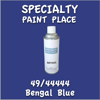 49/44444 Bengal Blue 16oz Aerosol Can