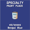 49/44444 Bengal Blue Pint Can