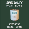 49/55555 Bengal Green Gallon Can