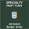 49/55555 Bengal Green Pint Can
