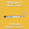 49/66666 Bengal Yellow Pen