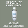 49/70082 ASA 61 Semigloss 16oz Aerosol Can