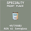 49/70082 ASA 61 Semigloss Pint Can