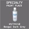 49/70158 Bengal Dark Grey 16oz Aerosol Can