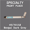 49/70158 Bengal Dark Grey Pen