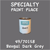 49/70158 Bengal Dark Grey Quart Can