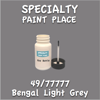 49/77777 Bengal Light Grey 2oz Bottle with Brush