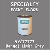 49/77777 Bengal Light Grey Gallon Can