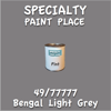 49/77777 Bengal Light Grey Pint Can