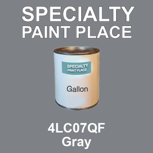 4LC07QF Gray - AkzoNobel gallon