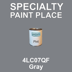4LC07QF Gray - AkzoNobel pint