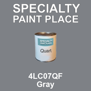 4LC07QF Gray - AkzoNobel quart