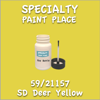 59/21157 SD Deer Yellow 2oz Bottle with Brush