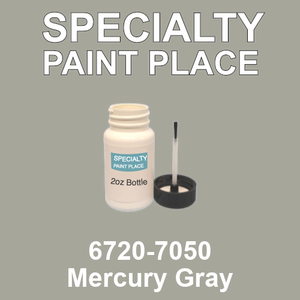 6720-7050 Mercury Gray - TCI 2oz bottle