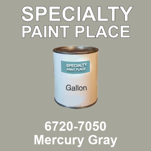 6720-7050 Mercury Gray - TCI gallon