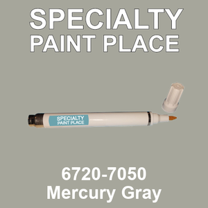 6720-7050 Mercury Gray - TCI pen