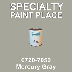 6720-7050 Mercury Gray - TCI pint