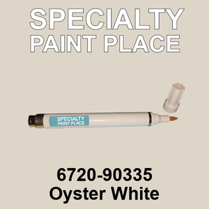 6720-90335 Oyster White - TCI pen