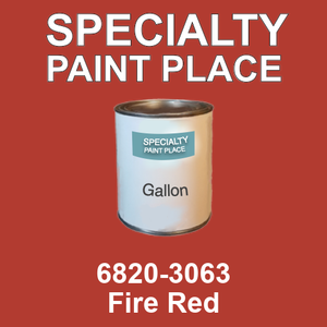 6820-3063 Fire Red - TCI gallon