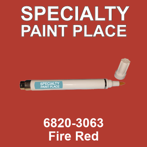 6820-3063 Fire Red - TCI pen