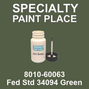 8010-60063 Fed Std 34094 Green - TCI 2oz bottle