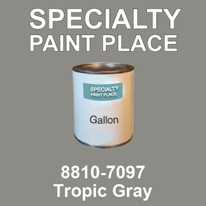 8810-7097 Tropic Gray - TCI gallon